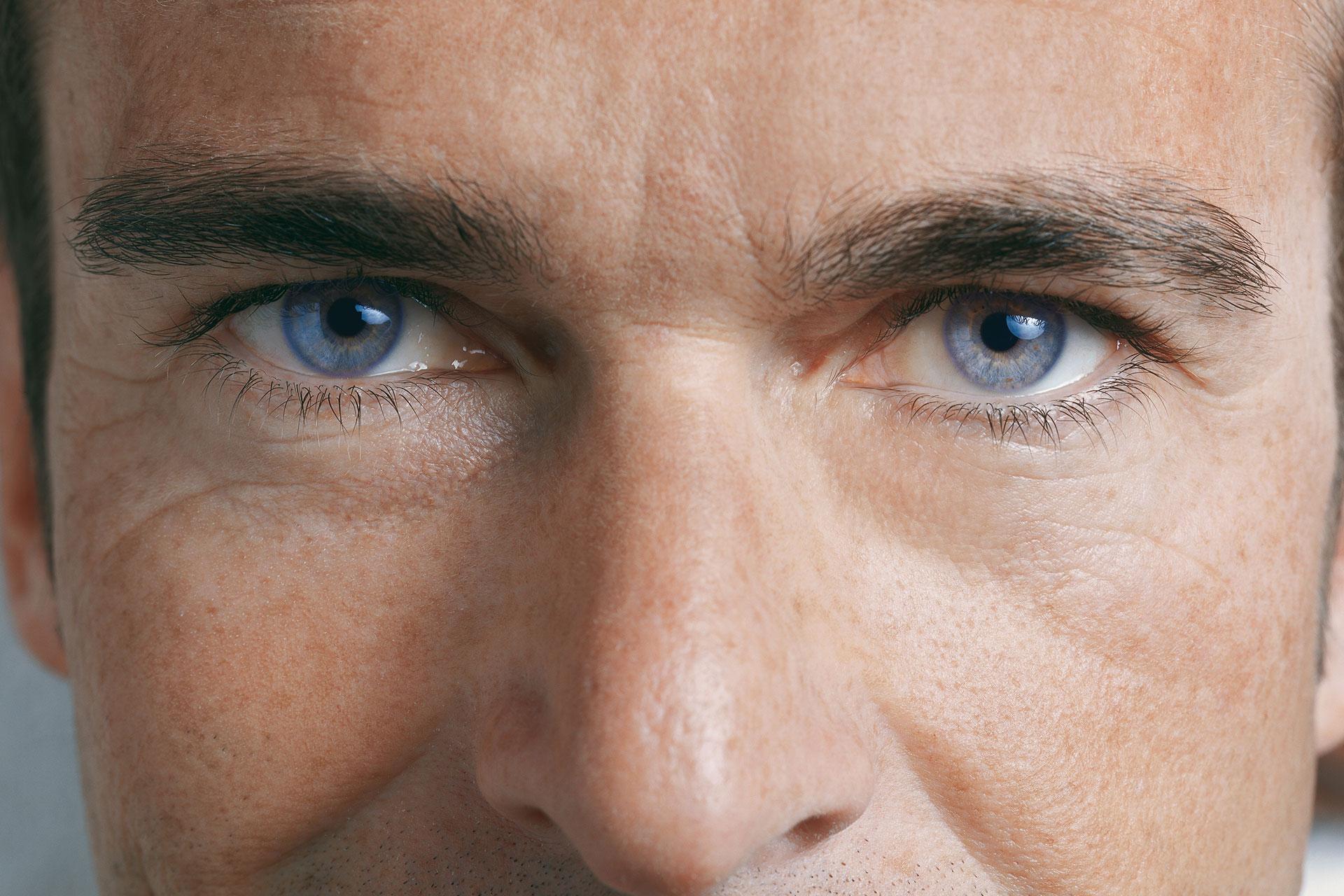 как сфокусироваться на глазах фото смертности